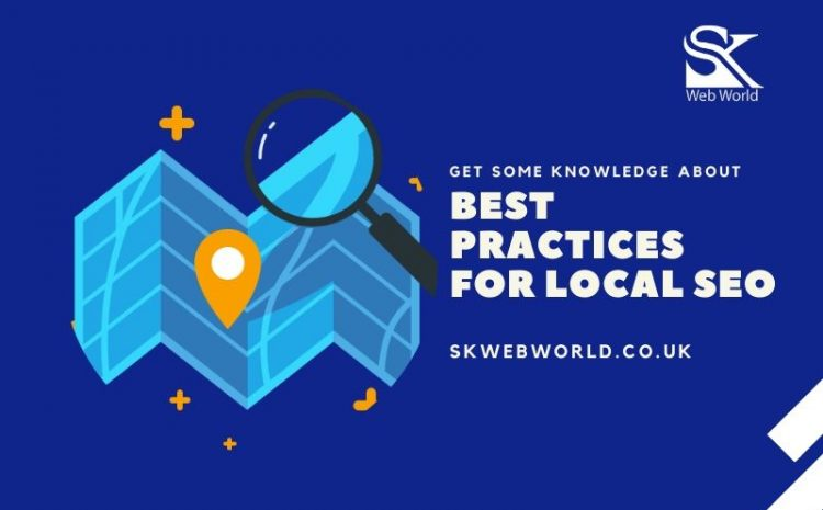 best practices for local SEO